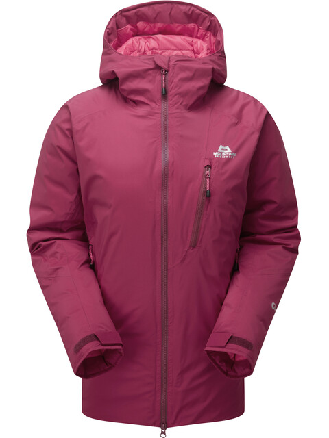 """Mountain Equipment W's Triton Jacket Cranberry"""